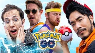 Try Guys EXTREME Pokémon GO Fest Challenge