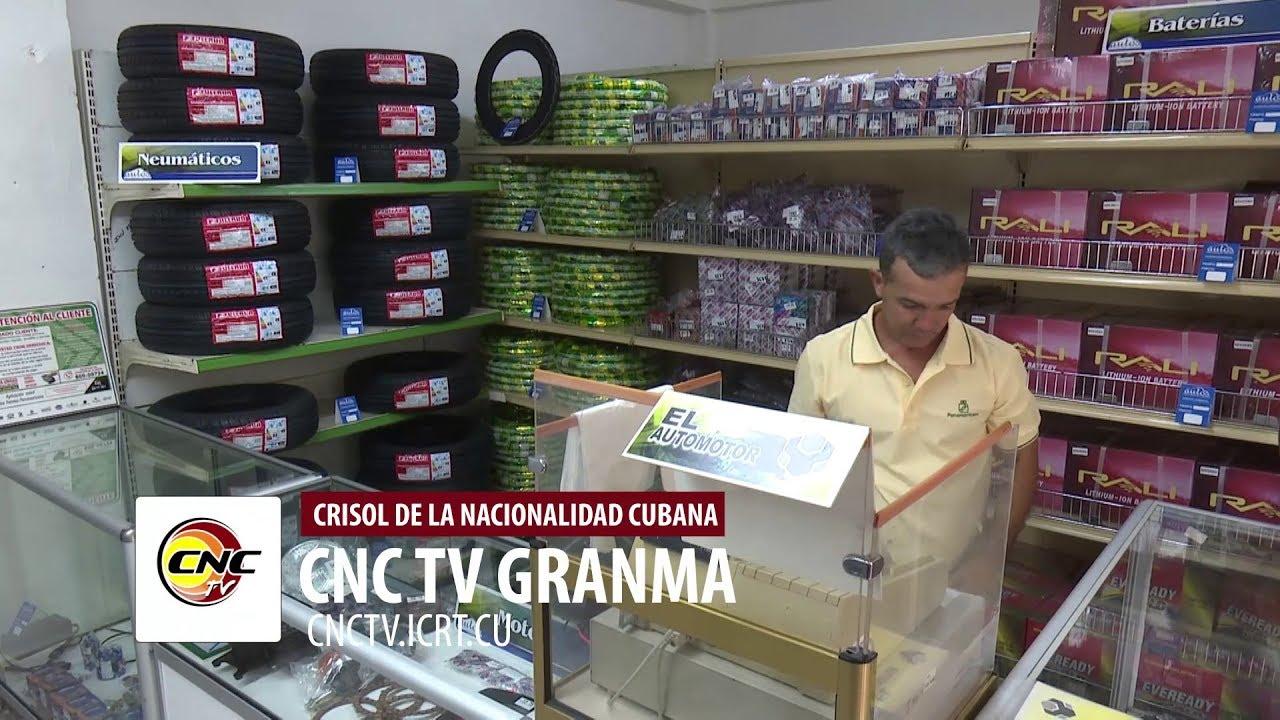 Disponible en Bayamo nueva red de comercio para venta de equipos automotores