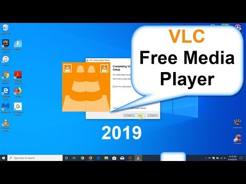 Download How to Download VLC media player for Windows 10 2019 - Free & Easy Mp4 HD Video and MP3