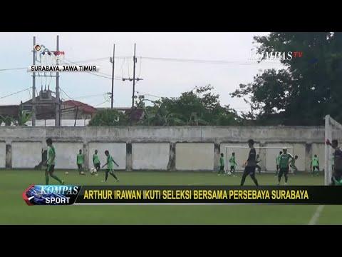 Arthur Irawan Ikut Seleksi Bersama Persebaya Surabaya