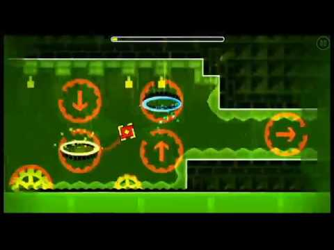 Download Geometry Dash Electrodynamix Slow Fast Esrever Video 3GP