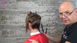Make Me A Hairstyle I Can Work With My Self! Johanna Tutorial By T.K.S