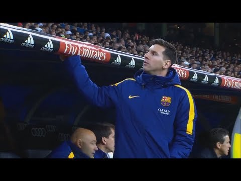 Funny Moments On The Bench ● Messi, Neymar, C.Ronaldo, Marcelo