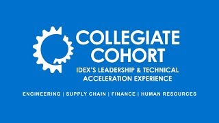 IDEX's Leadership & Technical Acceleration Experience