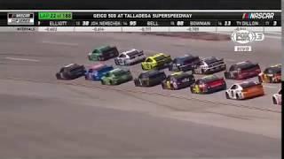 2020 GEICO 500 En Talladega. Carrera Completa Fox Sports 3