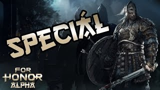 For Honor ALPHA | SPECIAL | A+K+F+B | CZ Lets Play / Gameplay [720p60] [PC]