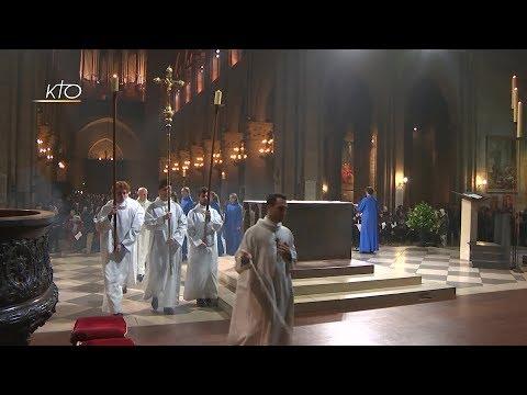 Messe du 19 novembre 2017