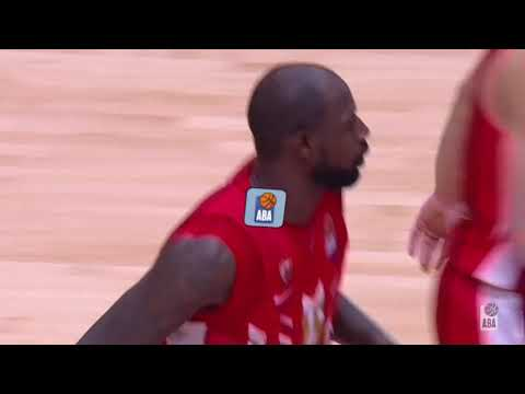 James Gist enters the FLIGHT MODE (Crvena zvezda mts - Budućnost VOLI, 13.10.2019)