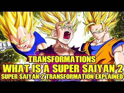 What Is A Super Saiyan 2? - Super Saiyan 2 Transformation Explained