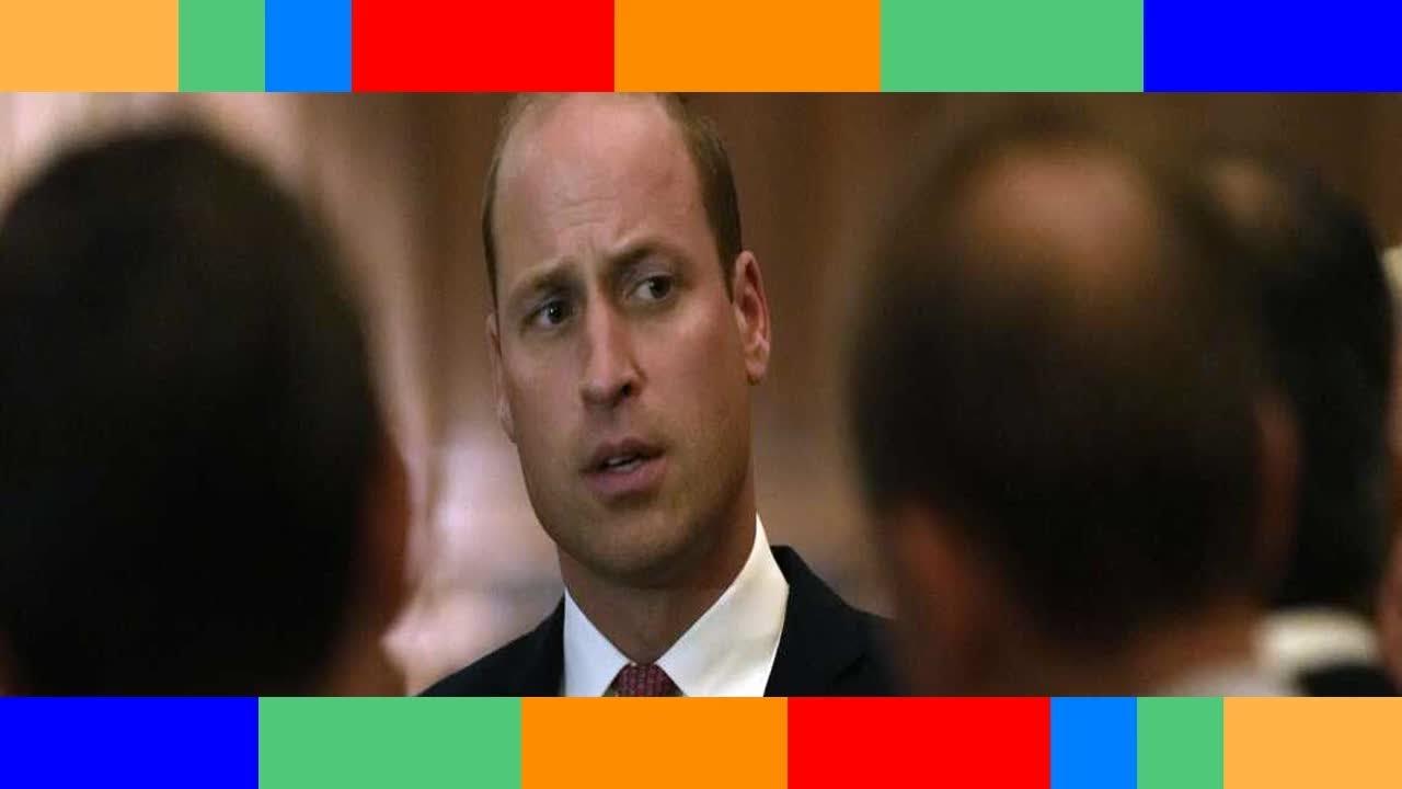Prince William le jour où il a fait pleurer son père Charles