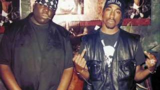 Tupac Shakur and The Notorious BIG - When the Chips are Down (Dj Green Lantern)