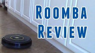 ROOMBA 761 Review - iRobot Roomba 700 series