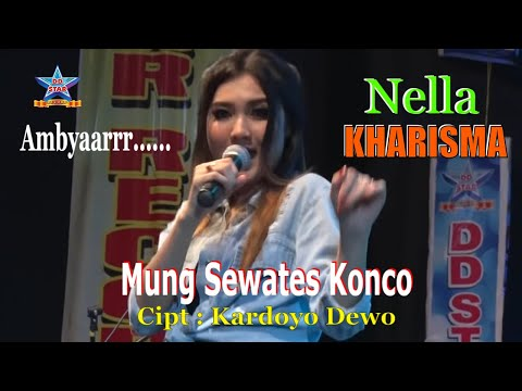 Nella Kharisma - Mung Sewates Konco [OFFICIAL] Mp3