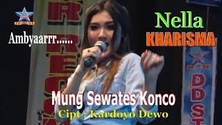 Nella Kharisma   Mung Sewates Konco [OFFICIAL]