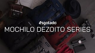 TAS RANSEL BACKPACK - TAS PUNGGUNG - TAS ESGOTADO MOCHILO DEZOITO MAROON