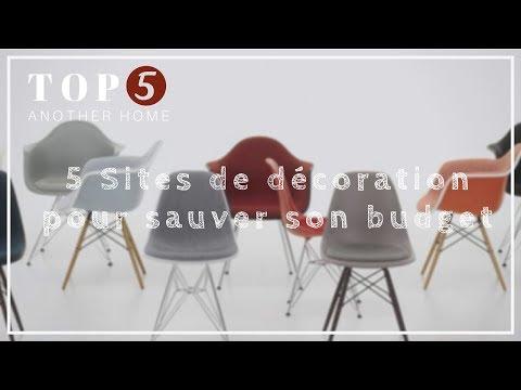 TOP5 #4 - 5 SITES DE DECORATION POUR SAUVER SON BUDGET