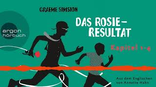 Robert Stadlober liest »Das Rosie-Resultat« (Kapitel 1-4)