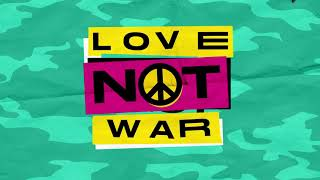 Jason Derulo - Love Not War The Tampa Beat PS1 Remix Visualizer