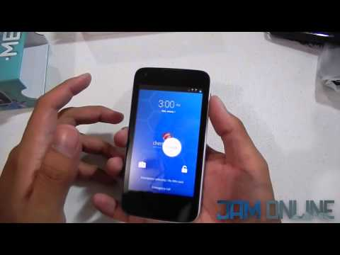 Cherry Mobile Me Unboxing and Hands-on