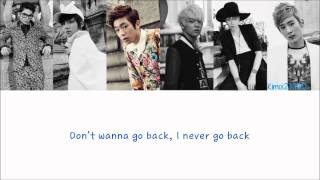 Teen Top - Never Go Back