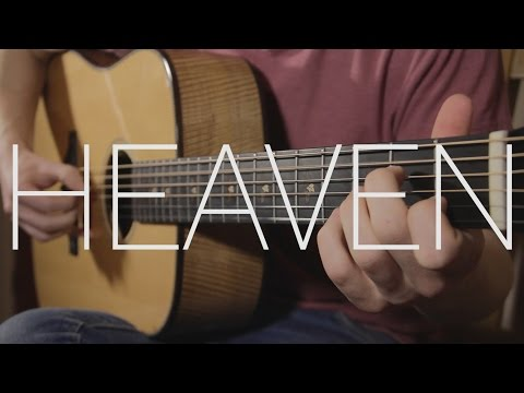 Bryan Adams - Heaven - Fingerstyle Guitar Cover By James Bartholomew Mp3