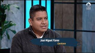 Todos a bordo - Carnicero. José Miguel Flores