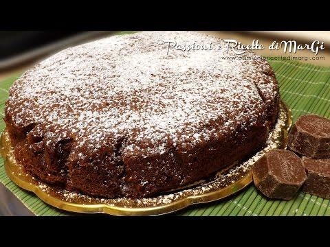Torta morbida al cioccolato in 5 minuti