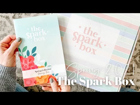 The Spark Box Unboxing Spring 2021