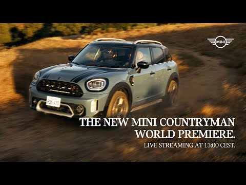 MINI Korea 미니 The new Countryman