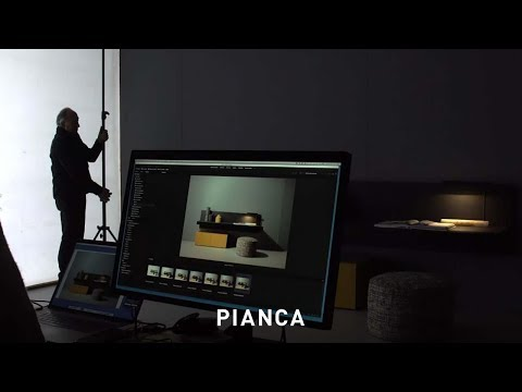 PIANCA backstage