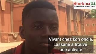 Burkina Faso : Les confessions de Lassané Baguian, élève déplacé interne
