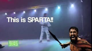 AJ Agazarm vs Vagner Rocha Fight to Win Pro 14 SPARTA Edition