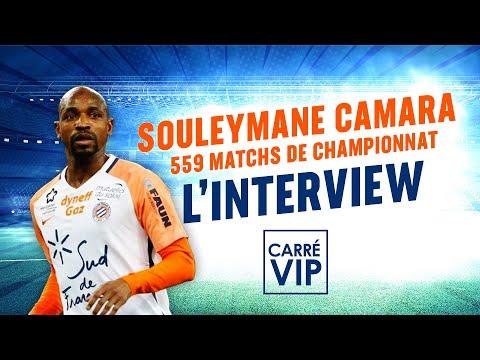 Souleymane Camara l'interview dans Carré Vip