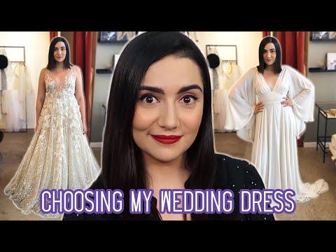Choosing My Wedding Dress