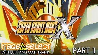 Super Robot Wars X - The Dojo (Let's Play) - Part 1