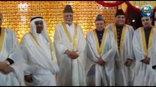 A Grand Party For Asaduddin Owaisi At  Nawab Mehboob Alam Khan Farm House