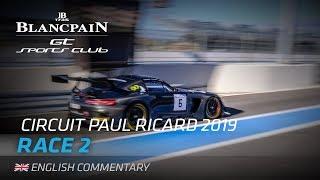 GT_Sports_Club - PaulRicard2019 Race 2 Full