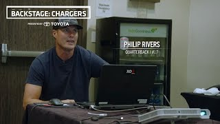 Backstage: Chargers | Chapter One