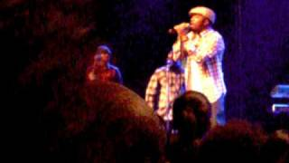 Anthony Hamilton live at l'Elysee Montmartre   Fallin in love