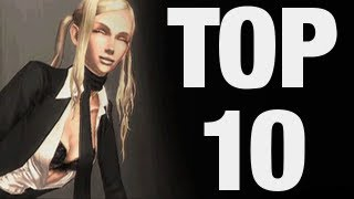 Top 10 Moments of Sylvia Christel