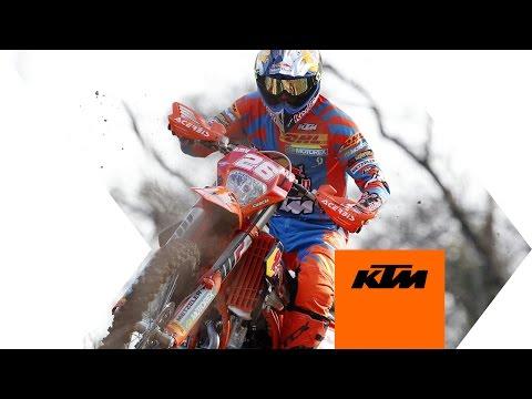 Présentation du team KTM enduro 2017