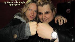 Masha Scream Arkona en Argentina 2015 Entrevista by Volver a la Magia RadioShow