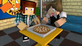 Minecraft The Sims Craft Ep.192  Pizzaria Da Cidade !!