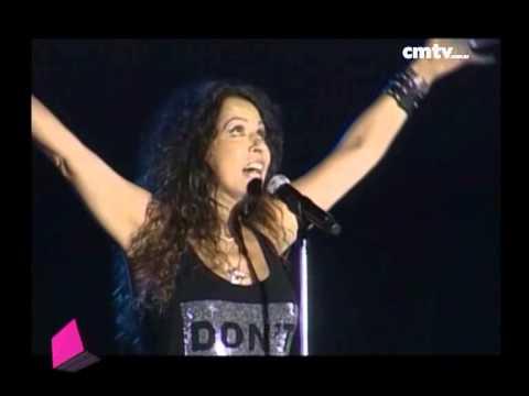 Patricia Sosa video Viento del este - Vivo Calafate - 2014