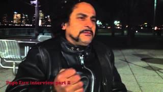 Papo Luv Battle Holex Rock Dance (Uprock) Interview part 2