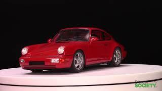 GT Spirit Porsche 911 (964) Carrera RS 3.6 Club Sport