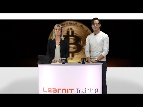 Webinar Blockchain <br>Learnit Training
