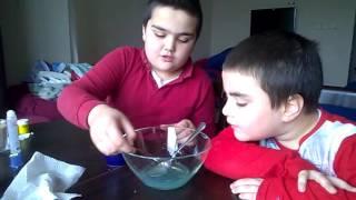 Slime Nasıl Yapılır -3
