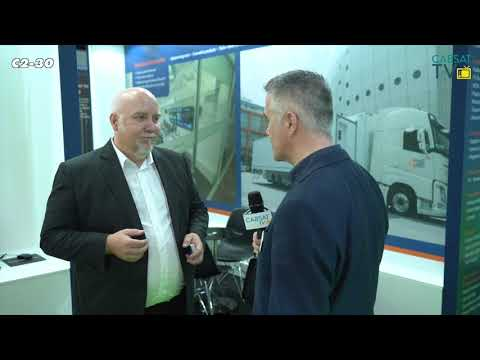 Broadcast Solutions talks to CABSAT TV at #CABSAT2019