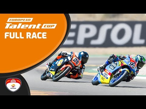 Full Race - Race 2  | MotorLand 2019 | European Talent Cup | FIM CEV Repsol
